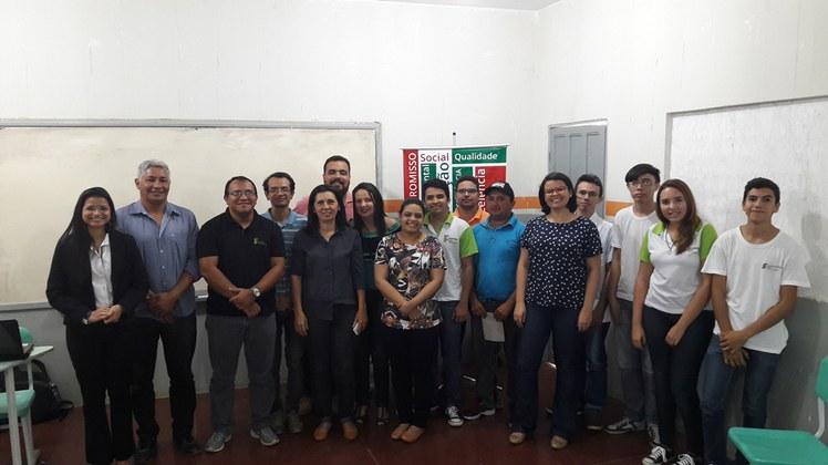 Plano Estratégico Decenal foi discutido nos Campi Santa Luzia, Catolé do Rocha, Sousa e Picuí