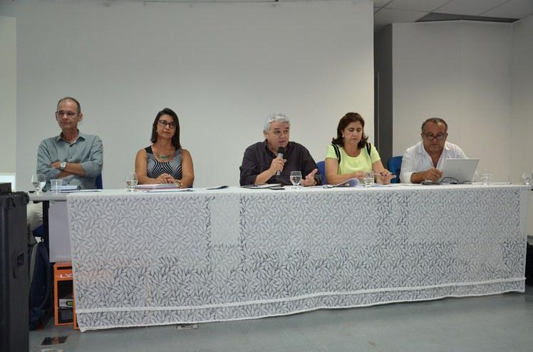 Declaração foi dada durante a abertura dos trabalhos da Reitoria Itinerante no campus nesta sexta-feira (24)