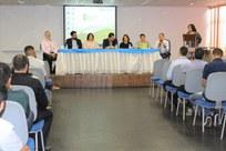 Vania Medeiros participou de debate e grupo de trabalho em evento do IFAM sobre curricularização da extensão na Rede Federal de Educação Profissional