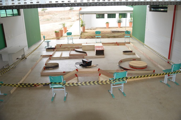 1ª Competição foi realizada no Campus Picuí
