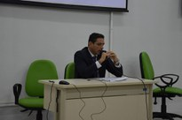 No segundo dia do encontro realizado pela PRAF, procurador Michel Laureano apresentou os principais pontos da IN 05/2017