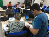 Curso foi realizado no campus João Pessoa com técnicos de vários campi