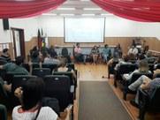 A oficina, coordenada pela Pró-Reitora Tânia Andrade, utilizou a metodologia de imersão nas unidades territoriais de vivência