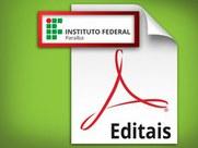 São oferecidas seis vagas para estudantes da modalidade EaD. Inscrições vão até 23 de julho