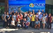 O encontro nacional aconteceu em Maceió, de 18 a 21 de setembro