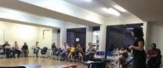 Participaram do evento coordenadores de extensão de vários campi
