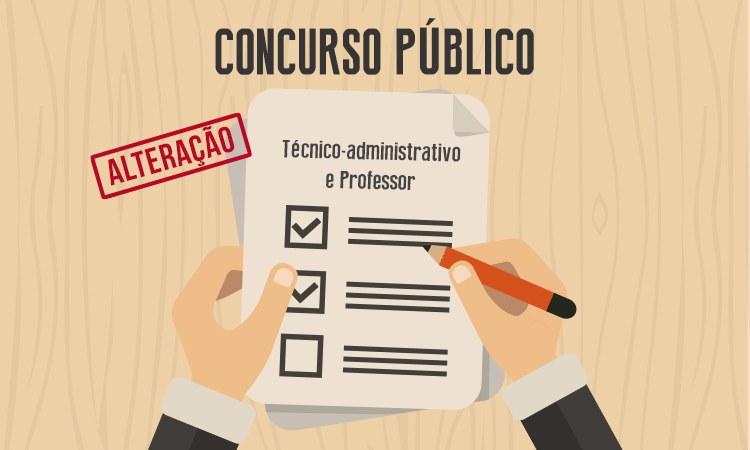 Confira os editais para Técnico-Administrativo e Tradutor e Intérprete de Libras. Mudanças também ocorrerão no edital para Docente