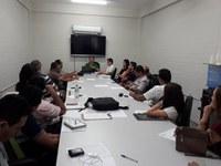 Reunião aconteceu nesta sexta-feira (03) na PRAF