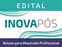 Podem se inscrever no InovaPós estudantes dos mestrados PROFNIT, PROFEPT e PPGTI. Inscrições até 16/06
