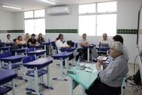 Reunidos no Campus Campina Grande, os diretores administrativos debateram também o orçamento do próximo ano
