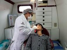 Atendimento odontológico é um dos serviços ofertados