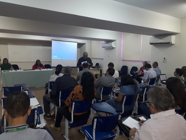 Informação foi compartilhada pelo reitor Nicácio Lopes durante abertura do Colégio de Dirigentes do IFPB