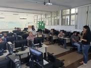 Gestores elaboraram planos de ação visando a produção do relato integrado institucional