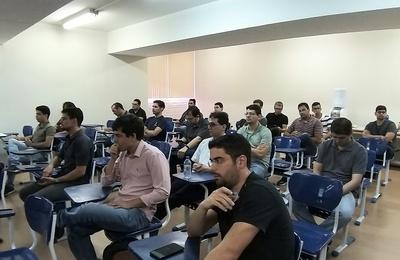 O evento reúne técnicos em tecnologia da informação dos campi e da Reitoria