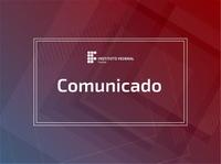 O comunicado é da Diretoria Geral de Gestão de Pessoas