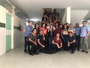 O encontro foi realizado pelas Pró-Reitorias de Extensão e Cultura e de Ensino do IFPB