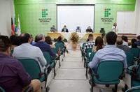 Os novos servidores irão atuar nos campi: Catolé do Rocha, Itaporanga, Monteiro, Patos, Princesa Isabel, Santa Luzia e Sousa