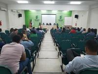 Grupo veio conhecer a estrutura do IFPB e sua experiência com o recredenciamento