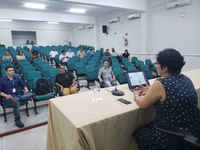 Coordenadores dos Campi estão participando da reunião que se estende até quarta (19)