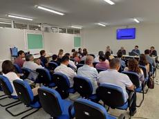 Campus Campina Grande recebe diretores administrativos e todos os campi do IFPB