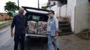 entrega das cestas a Associação Astrapa, no bairro do Roger.jpg