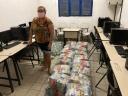 entrega de cestas na associacao dos pescadores e marisqueiras do renascer em Cabedelo.jpg