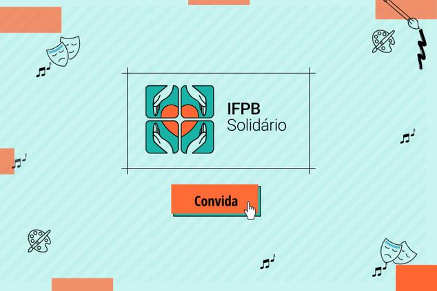 IFPB realiza primeira live solidária
