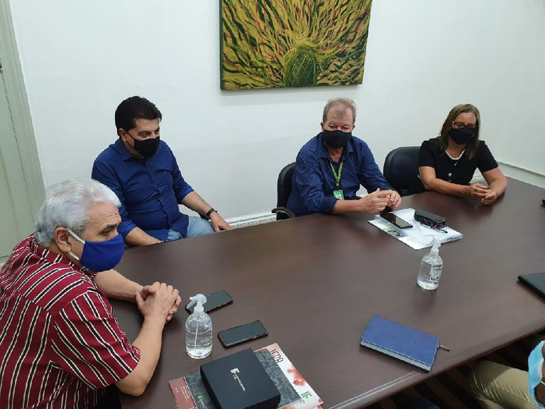 O prefeito Manoel Júnior confirmou sua disposição em continuar apoiando o IFPB, destinando emendas e espaços físicos para melhor acomodar a comunidade acadêmica