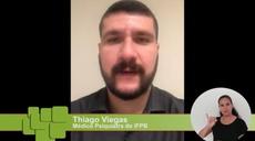 Coordenação de Ações Inclusivas traz orientações do psiquiatra Thiago Viegas