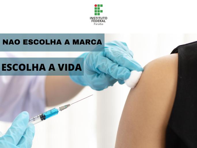 Independente do fabricante, a vacinação é o único meio capaz de reduzir mortes, casos graves e hospitalizações.
