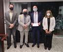 deputado Aguinaldo Ribeiro junto aos gestores do IFPB.jpg
