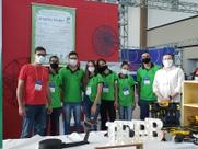 Projetos voltados à inovação tecnológica dos campi Cabedelo e Cajazeiras estão sendo expostos no evento