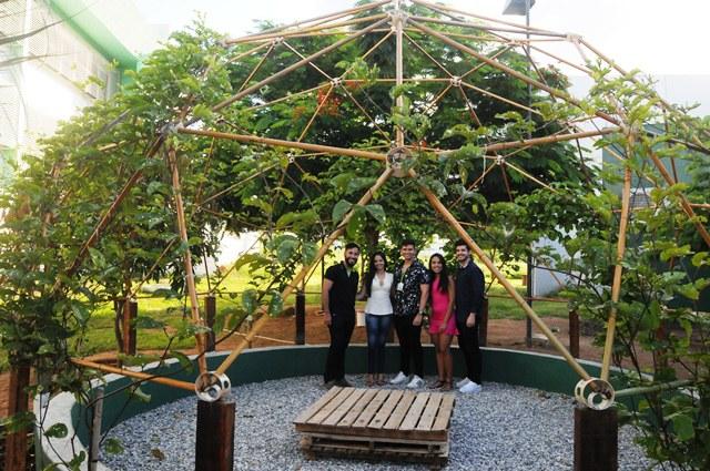 Núcleo de Pesquisa e Extensão (NUPEDI) promoveu oficina de processo criativo e sustentabilidade