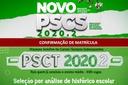 PSCS e PSCT-2020.2