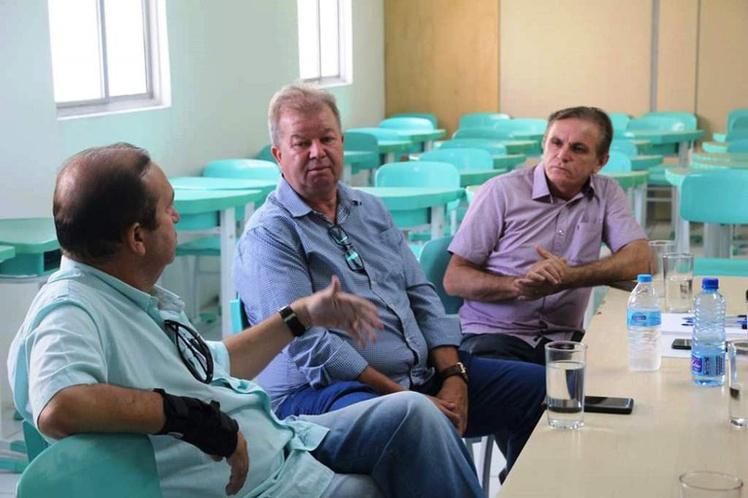 Diretor do Campus e prefeitos