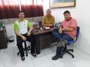 Acordo Firmada entre o IFPB Pedras de Fogo e a  empresa Tubo Tec Nordeste