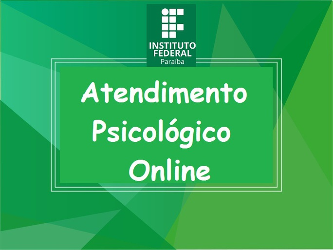 Psicólogos e Psicólogas do IFPB que irão realizar os atendimentos online dos estudantes do IFPB