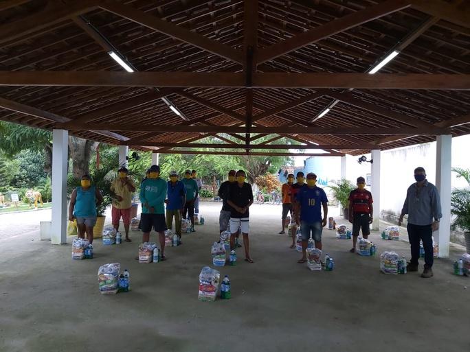 Campanha vem ajudando pessoas em situação de vulnerabilidade social em toda Paraíba