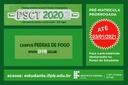 Campus Pedras de Fogo prorroga pré-matrículas do PSCT 2020.2