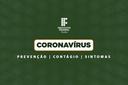 ifpb - coronavirus