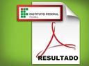 Resultado Preliminar edital de extensão 12-2021