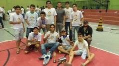 Eles competiram na Semana de C&T do Campus João Pessoa e também obtiveram bronze na Olimpíada de Programação