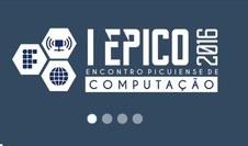 Epico será realizado de 1º a 3 de dezembro com minicursos, palestras, mostras e competições