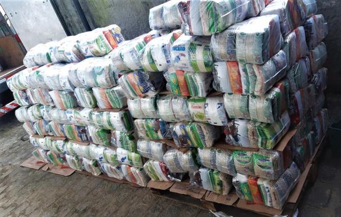 IFPB Solidário entrega mais de 740 cestas básicas em 19 cidades paraibanas