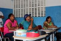 Projeto vinculado ao Núcleo CACTUS realiza oficina na comunidade Cabeça do Porco, na zona rural, sobre saneamento e eletricidade