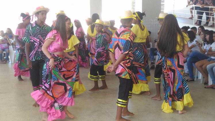 A programação contou com atividades ofertadas pelos projetos do Núcleo de Extensão Cultura e Comunidade