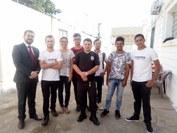 Estudantes apresentam projeto de reforma para construção de sala de aula na cadeia pública de Princesa Isabel/PB