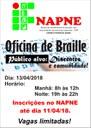 Oficina de Braille