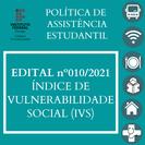 DG publica o Edital Nº 010/2021