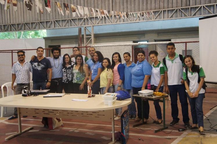 """O eixo temático abordado foi """"O mundo do Trabalho"""" e atividade teve a participação de empreendedores do município"""